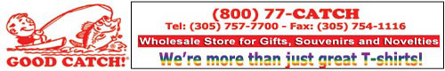 Good Catch Wholesale Gay & Lesbian Pride Store for Gifts, Souvenirs & Accessories